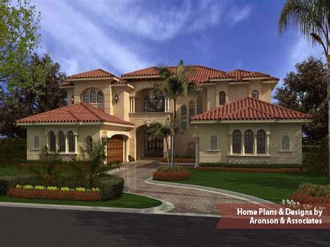 Mediterranean House Plans Mediterranean Architecture Bungalow Courtyard Luxury Mediterranean House Plans
