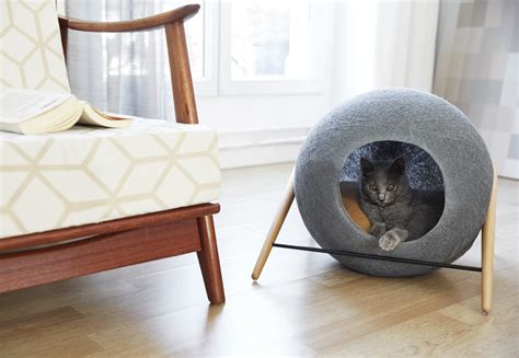 designboom furniture meyou crafts feline furniture for the contemporary cat