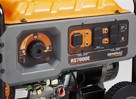 generac rs7000e generator consumer reports