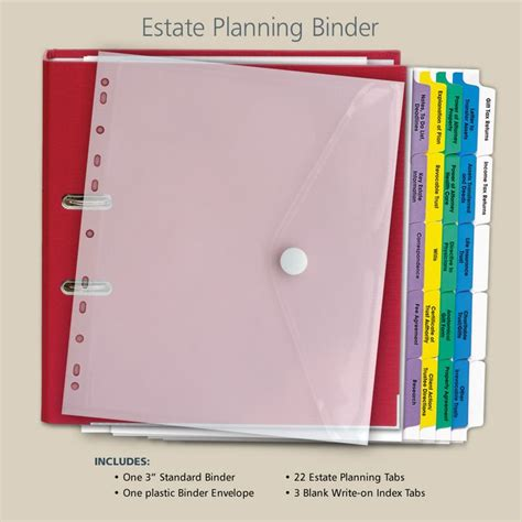 printable estate planner the 25 best binder tabs ideas on pinterest printable