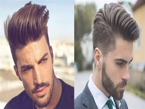 Pomp Hairstyle by Pomp Fade Haircut