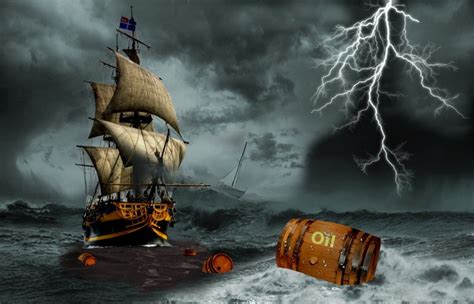sailing boat in a storm old sailing ship in storm www pixshark images