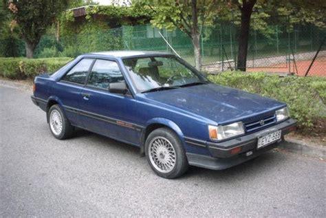 how to learn all about cars 1986 subaru xt electronic throttle control subarolee 1986 subaru leone specs photos modification info at cardomain