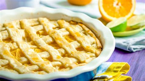 cucinare crostata crostata di arancia e mascarpone cucinare it