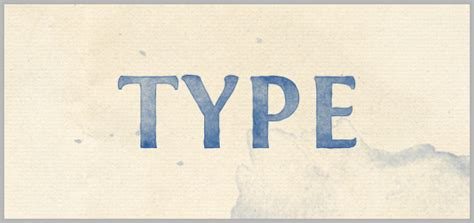 watercolor typography photoshop tutorial create a watercolor text effect in photoshop bluefaqs