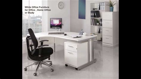 White Office Furniture White Office Furniture Best Home Design