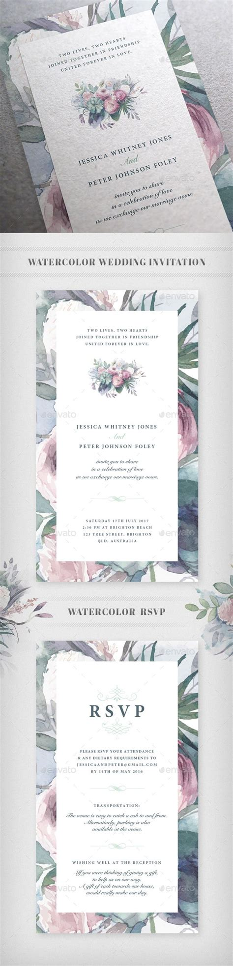 graphicriver modern wedding invitation cards template vector best 25 wedding card design ideas on invites