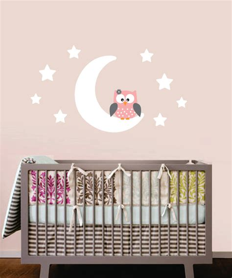 owl bedroom wall stickers unavailable listing on etsy