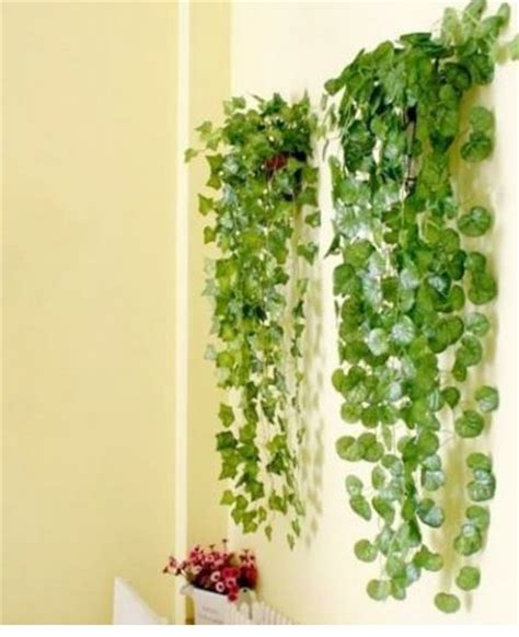 artificial plant decoration home new garden home decor fake plant green ivy leaves vine