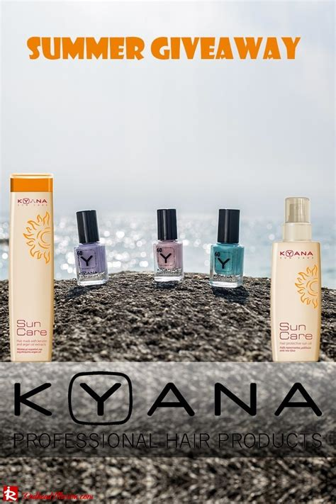Nail Polish Giveaway - giveaway kyana nail polish and sun care