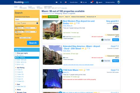 best hotel booking websites best and worst hotel booking