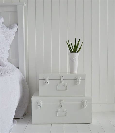 trunk style bedside tables 80 best images about white bedroom furniture on
