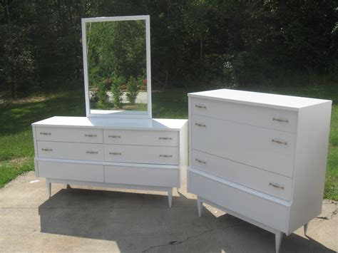 vintage mid century modern bedroom furniture that s not junk refurbished recycled furniture mid