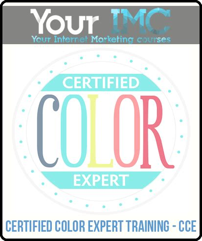 certified color certified color expert cce traders offer