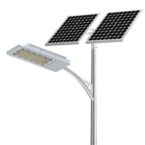 illuminazione stradale a led illuminazione stradale a led con pannello solare 90 w