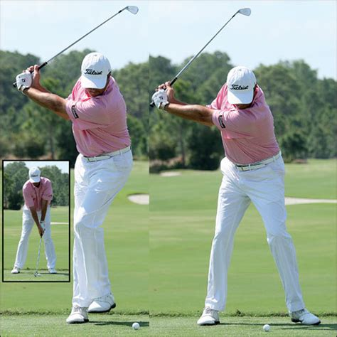golf swing with irons energy efficient why a more compact swing will make you