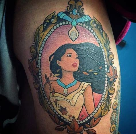 pocahontas tattoo designs best 20 pocahontas tattoos ideas on
