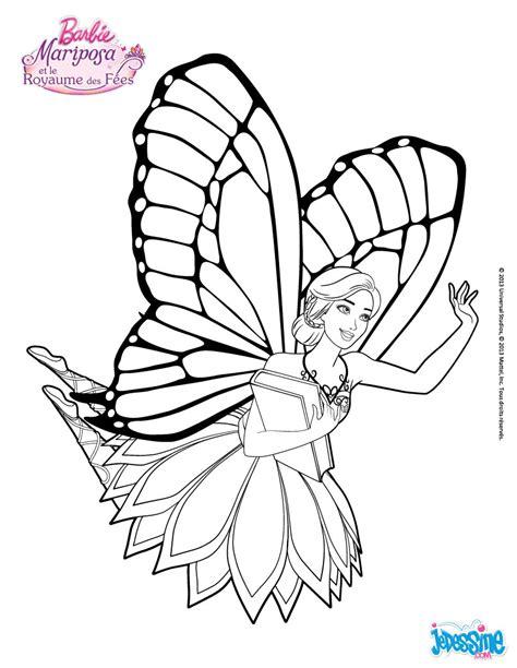 Coloriage Barbie Coloriagel