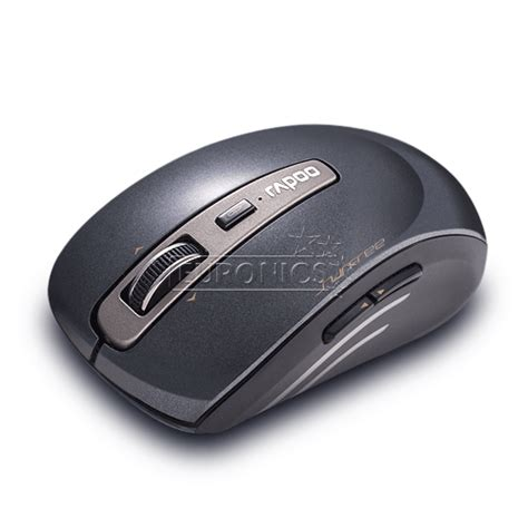 Mouse Wireless Rapoo Wireless Laser Mouse 3920p Rapoo 6943518920702