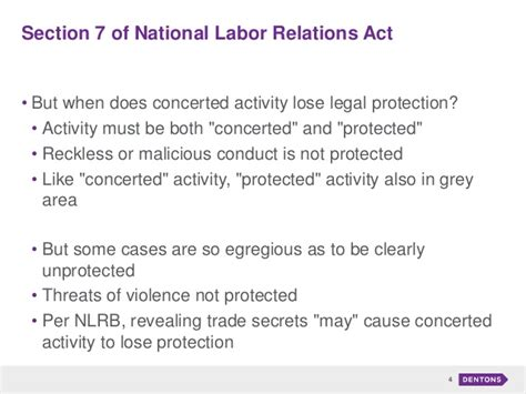 nlrb section 7 privacy and social media in the workplace
