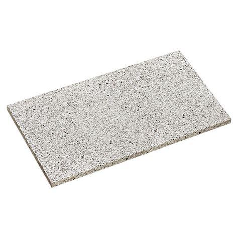 terrassenplatten 3 cm stark terrassenplatte g 603 hellgrau 40 cm x 60 cm x 3 cm