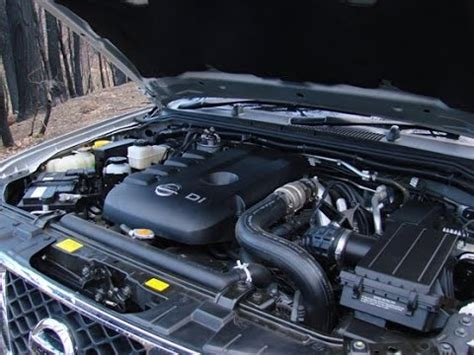 nissan navara 2009 engine cadena de distribuci 243 n nissan navara motor 2 5d litros