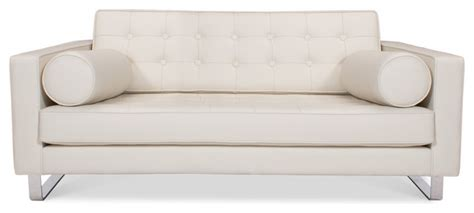 sofa sliders chelsea beige leather 2 seat sofa sliders modern sofas