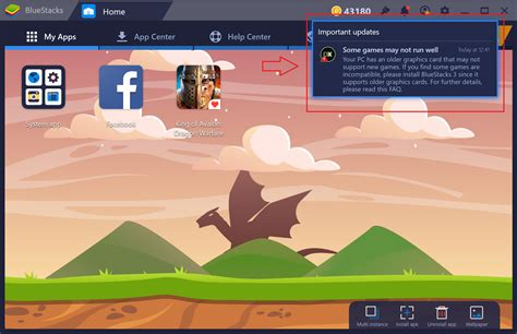 bluestacks graphics settings solution for graphics compatibility issues on bluestacks