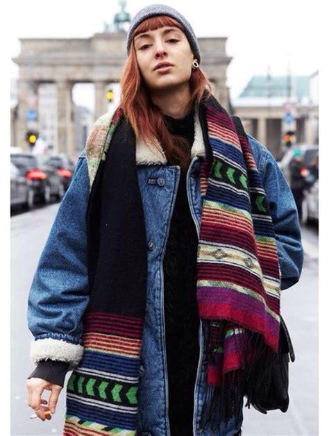 80s accessories fashion jacket scarf hat accessories grunge fashion