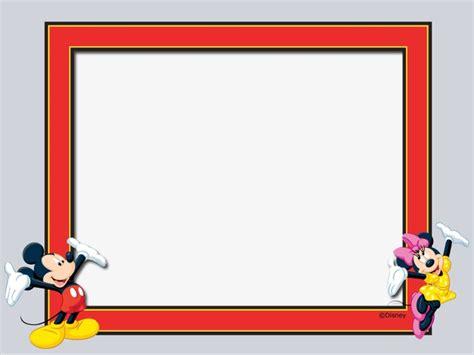 frame design gem gallery disney cute frame template children border frame rose