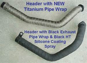 Exhaust System Repair Wrap Silmotor Stainless Or Arrow Titanium System