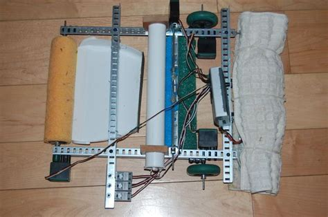 Floor Cleaning Robot Project by 25 Best Ideas About Vex Robotics On Robotics