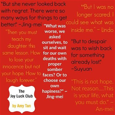 themes of the joy luck club by amy tan quotes from the joy luck club by amy tan click to read