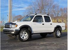 2003 Toyota Tacoma - Information and photos - MOMENTcar Morris 4x4 Jeep Information
