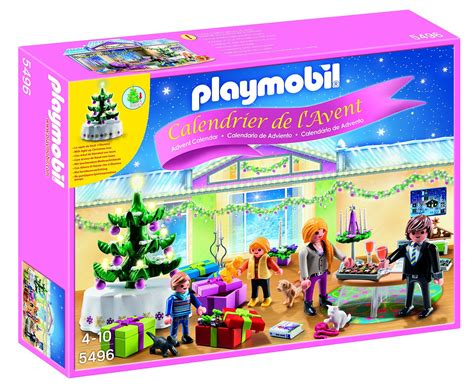 Calendrier De L Avent Noel Playmobil Un Calendrier De L Avent Pour No 235 L