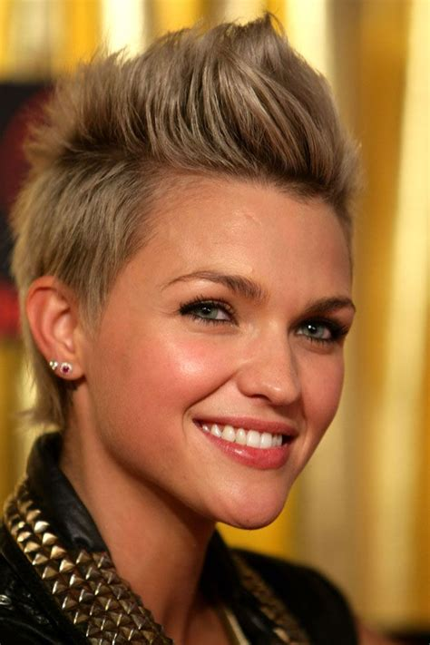 super sexy hair styles las vegas bride s blog 83 best images about ruby rose on pinterest short