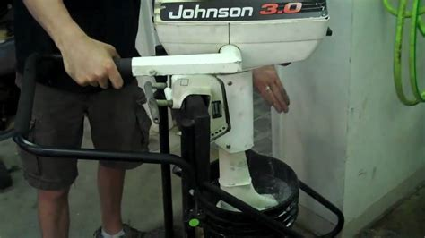 3 hp johnson boat motor 1994 3 hp johnson outboard motor for sale youtube
