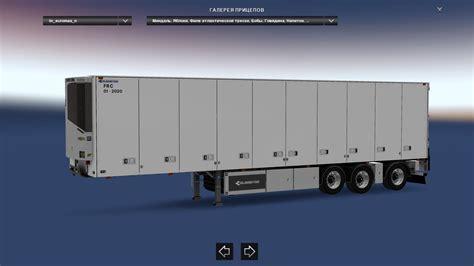 euromax nordic trailer   ets mods euro