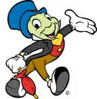 Jiminy Cricket Meme - a bit of me me cartoon characters oh my there s a book