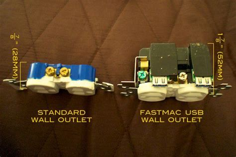how to install usb wall outlet how to install your own usb wall outlet at home