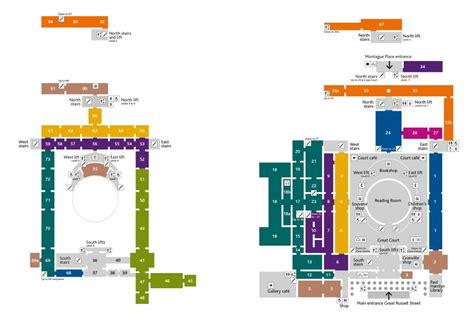 Victoria And Albert Museum Floor Plan the british museum holmes wood