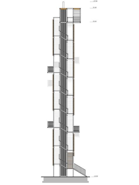 Observation Tower Plans by Observation Tower Arhis Archdaily