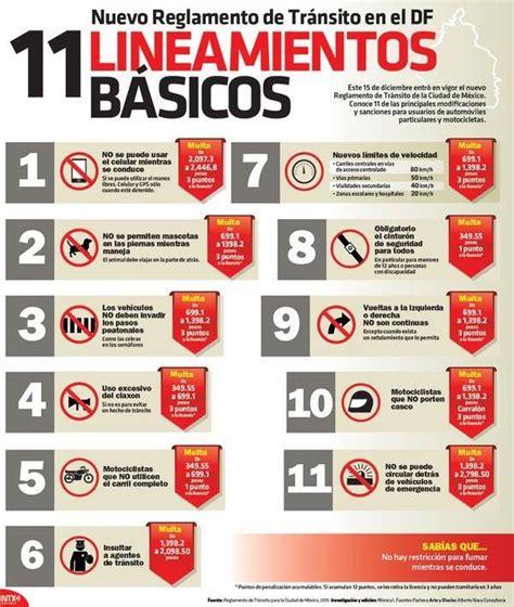 reglamento de trnsito edo de mxico 2016 radio la nueva rep 250 blicalean bien camaradas nuevas multas