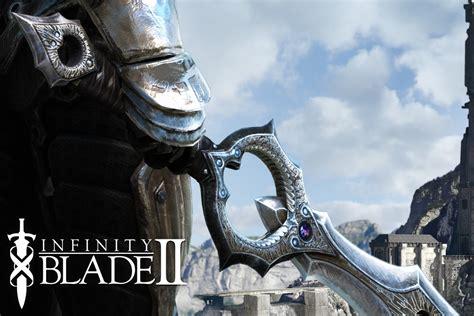 infinity blade ios uno de los mejores juegos para ios infinity blade se