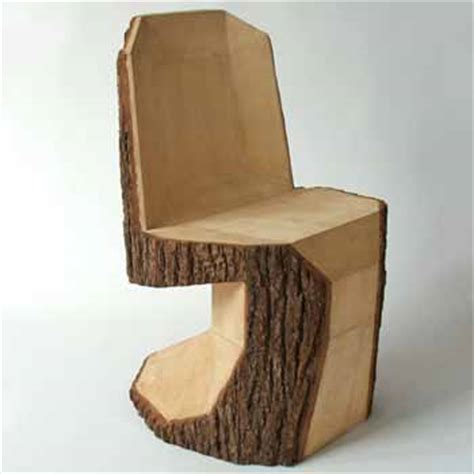 Chairs And Furniture Design Ideas From Simple Tree Logs To Contemporary Dining Chairs Modern Furniture Design