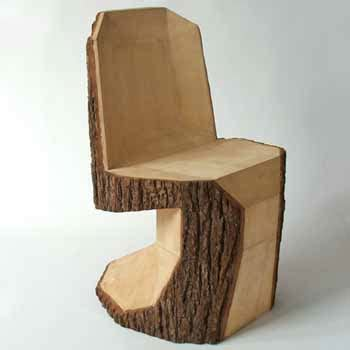 Contemporary Easy Chair Design Ideas From Simple Tree Logs To Contemporary Dining Chairs Modern Furniture Design