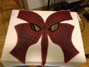 spiderman suit pattern download