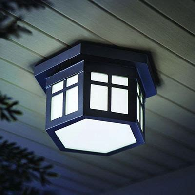 flush mount outdoor lighting fixtures outdoor lighting exterior light fixtures at the home depot