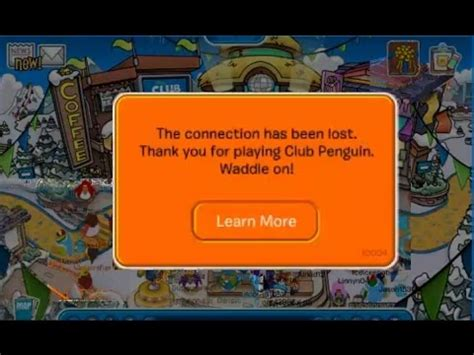 Cp Find Me Navi Rd51 1 last few minutes of club penguin recorded featuring