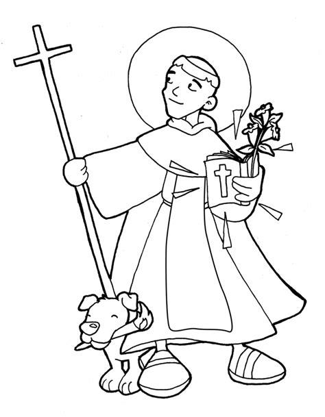 imagenes lunes santo para colorear dibujos para catequesis santo domingo de guzm 193 n